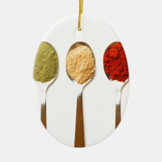 Spices Christmas Ornament