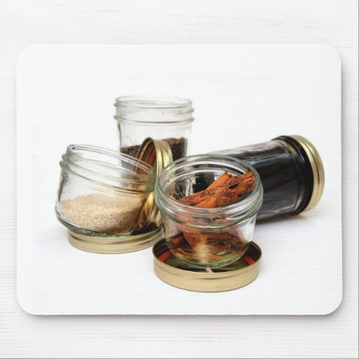 Spices Mouse Pads