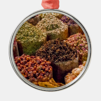 Spices of the middle east christmas ornament