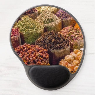 Spices of the Middle East Gel Mousemat