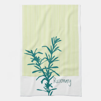 Spices Rosemary Kitchen Designs Towel