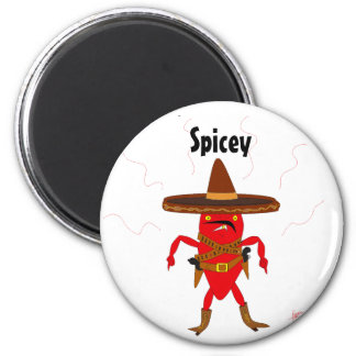 , Spicey Magnet