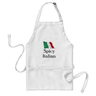Spicy Italian Apron