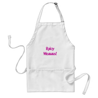 Spicy Momma! Adult Apron