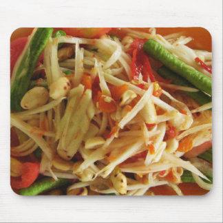 Spicy Papaya Salad [Som Tam] Mouse Mat