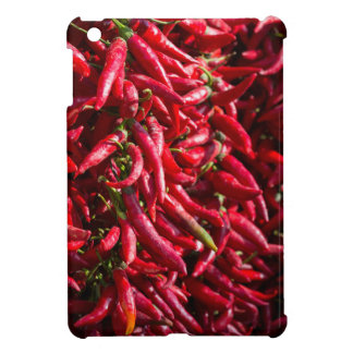 Spicy Red Chili In The Town Of Kalocsa Cover For The iPad Mini