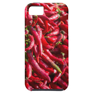 Spicy Red Chili In The Town Of Kalocsa iPhone 5 Covers