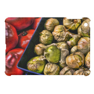 Spicy Tomatillos iPad Mini Cases