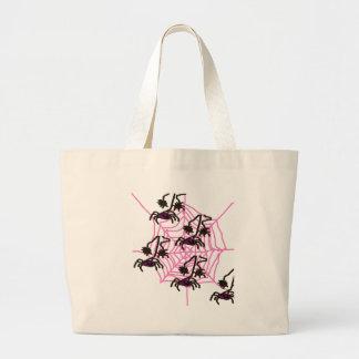 Spideeze Large Tote Bag