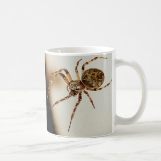 Spider 01 basic white mug