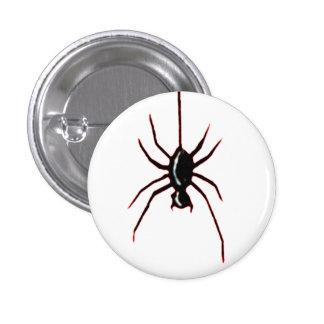 Spider 3 Cm Round Badge