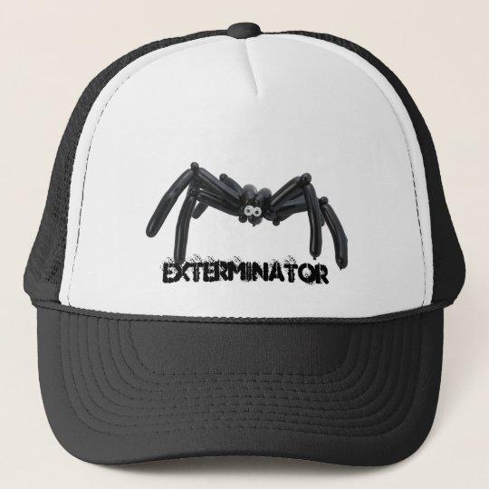 spider 3, Exterminator Cap