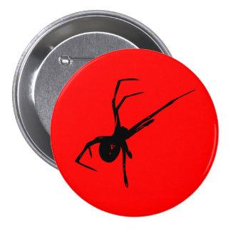 Spider 7.5 Cm Round Badge