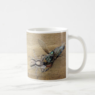Spider and Fly Coffee Mugs