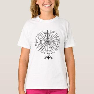 Spider and spiderweb T-Shirt