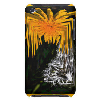 Spider and the Thistle iPod Case-Mate Case
