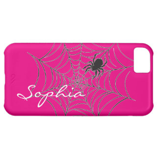 Spider and Web iPhone 5C Case