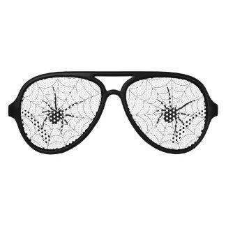 Spider Aviator Sunglasses