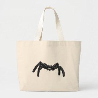 spider balloon jumbo tote bag