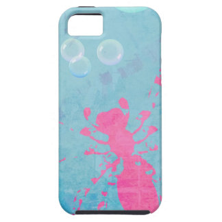Spider Bubbles Case For The iPhone 5