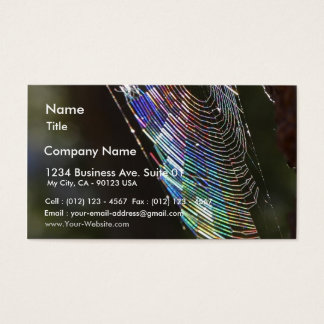 Spider Business Card