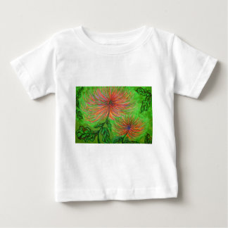 spider chrysanthemums baby T-Shirt