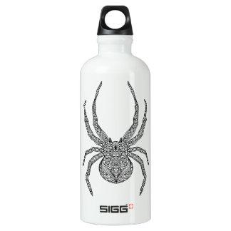 Spider Doodle Water Bottle