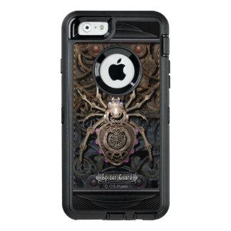 Spider Guard Steampunk. OtterBox Defender iPhone Case