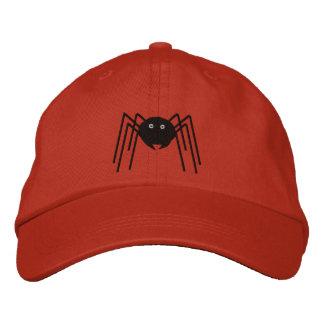 Spider Hat Embroidered Cap