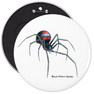 Spider image for Colossal-Round-Badge 6 Cm Round Badge