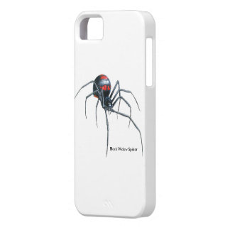 Spider image for iPhone-5-5S-Barely-There Case For The iPhone 5