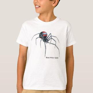 Spider image for Kids'-T-Shirt-White T-Shirt