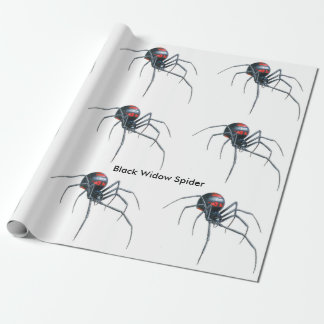 Spider image for Matte-Wrapping-Paper Wrapping Paper