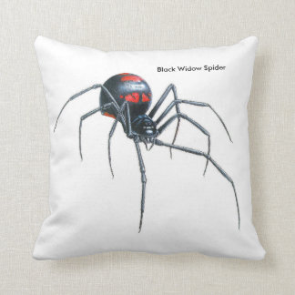 Spider image for Polyester-Cushion Throw Pillow