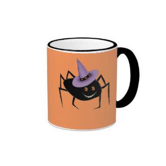 Spider in Hat Mug