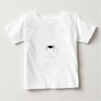 Spider in Pocket Baby T-Shirt