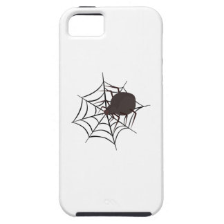 Spider In Web iPhone 5 Case