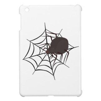 Spider In Web iPad Mini Cover