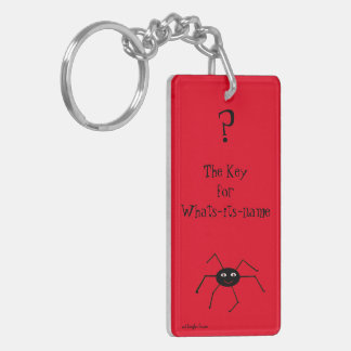 Spider Key Chain - Whats-its-name?