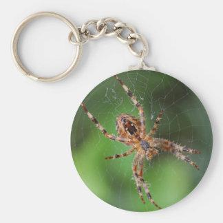 Spider Key Ring