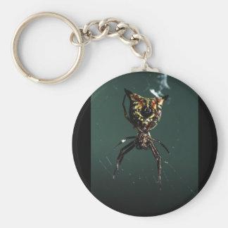 spider key chain