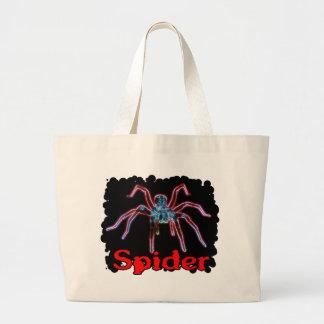 Spider Large Tote Bag