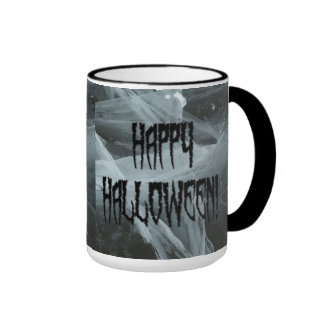 Spider Leg Halloween and Eerie Background Mug