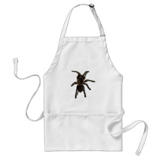 Spider lovers standard apron