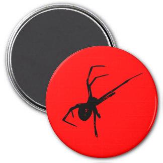 Spider 7.5 Cm Round Magnet