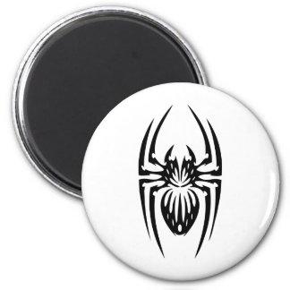 spider fridge magnet