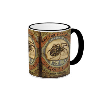 Spider Milk Ringer Mug