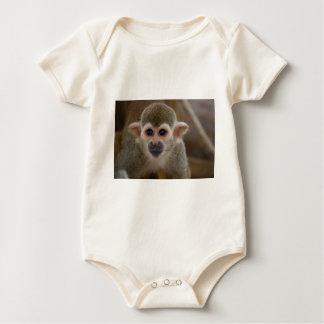Spider Monkey Baby Bodysuit