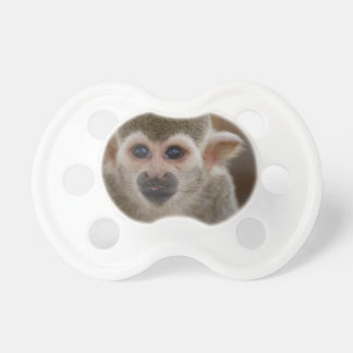Spider Monkey Baby Pacifiers
