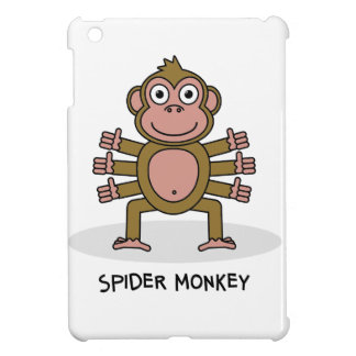 Spider Monkey iPad Mini Covers